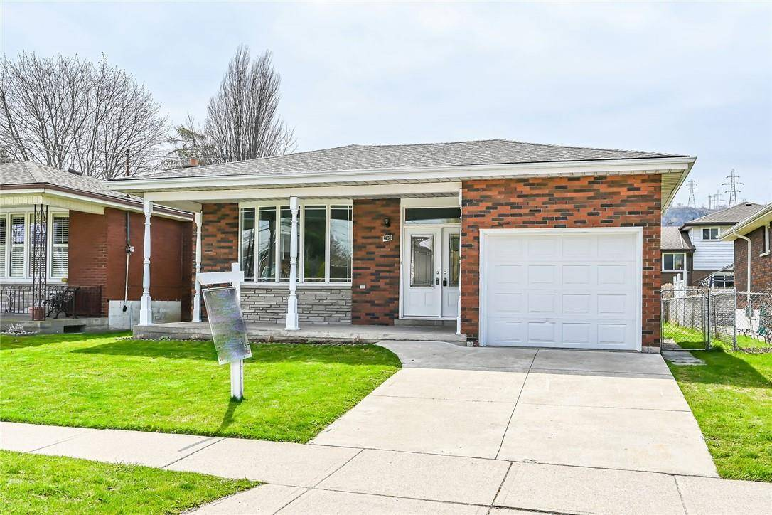 House for sale at 299 Whitney Ave Hamilton Ontario - MLS: H4076884