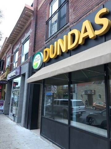 Commercial property for lease at 2990 Dundas St Toronto Ontario - MLS: W4713812