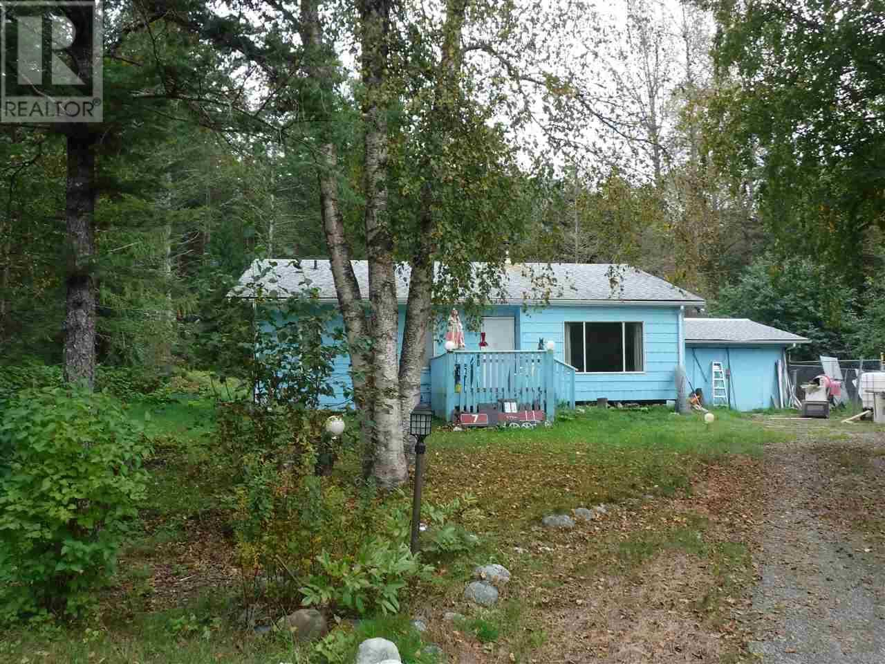 House for sale at 2991 Allison Rd Bella Coola British Columbia - MLS: R2407014