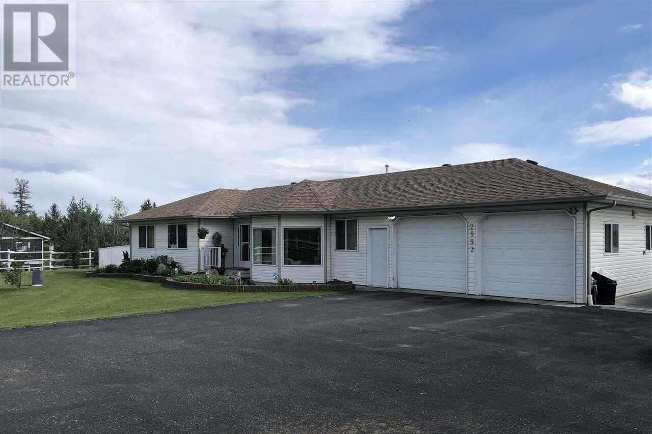 House for sale at 2992 Gold Digger Dr 150 Mile House British Columbia - MLS: R2461063