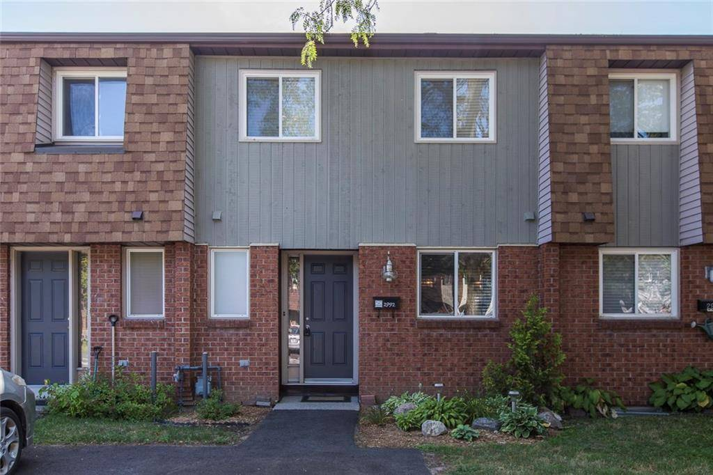 Townhouse for sale at 2992 Olympic Wy Ottawa Ontario - MLS: 1166262