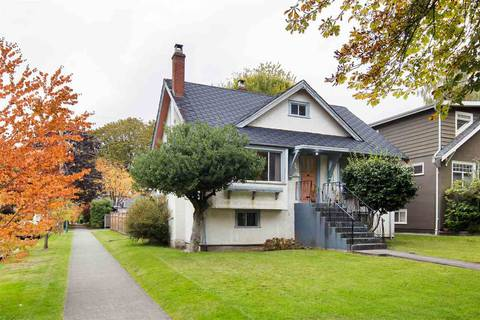 House for sale at 2995 14th Ave W Vancouver British Columbia - MLS: R2410721