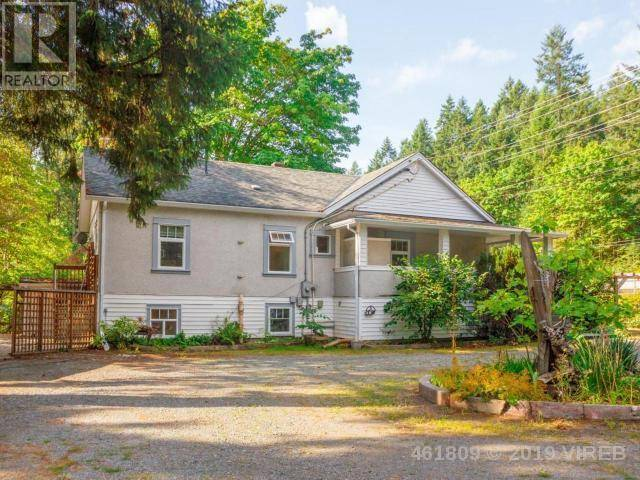 House for sale at 2996 Canyon Rd Nanaimo British Columbia - MLS: 461809