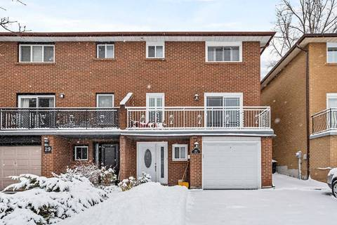 Townhouse for rent at 29 Terry Dr Toronto Ontario - MLS: W4722799