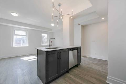 Townhouse for rent at 1 Lansdowne Ave Unit 2A Toronto Ontario - MLS: W4723274