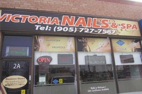 Commercial property for sale at 15483 Yonge St Unit 2A Aurora Ontario - MLS: N4664089