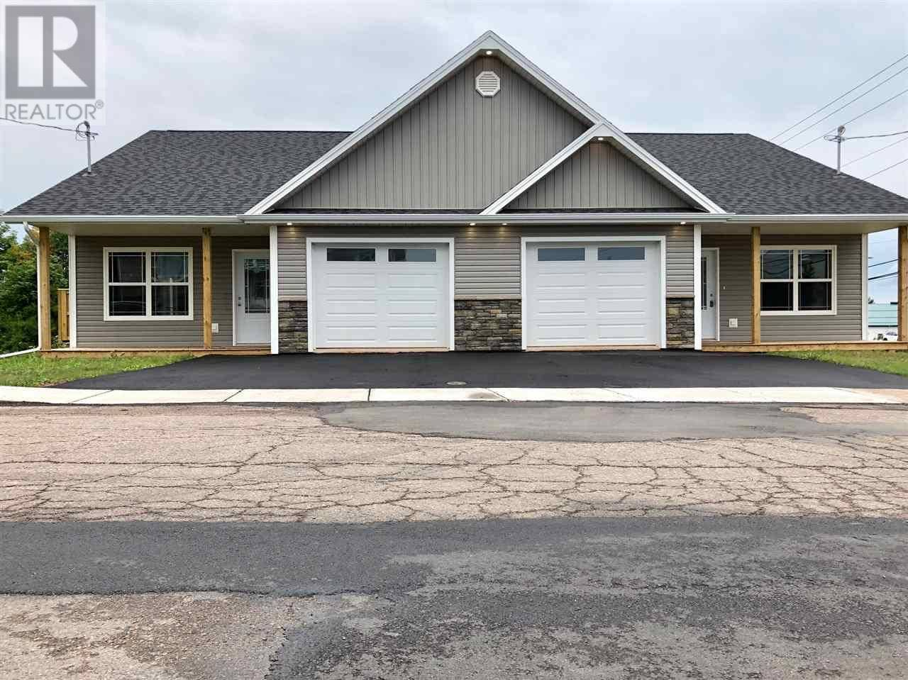 Townhouse for sale at 2 Linden Ave Unit 2a Charlottetown Prince Edward Island - MLS: 201912459