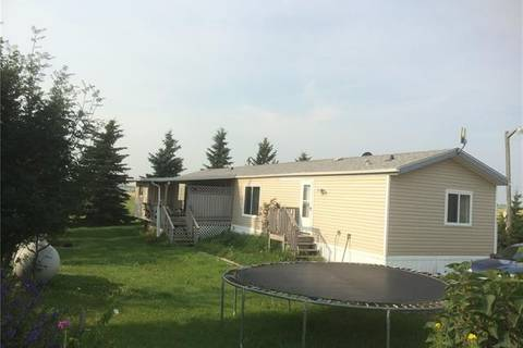 House for sale at 30105 Highway 2a Hy Unit 2a Rural Mountain View County Alberta - MLS: C4246238