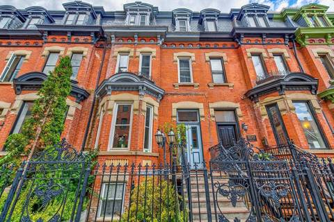 Townhouse for rent at 8 St Joseph St Unit 2A Toronto Ontario - MLS: C4683547
