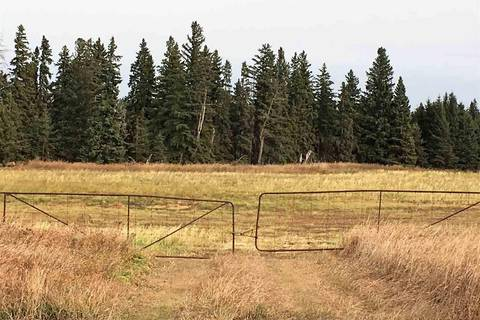 Residential property for sale at  2a Hy Rural Wetaskiwin County Alberta - MLS: E4144680