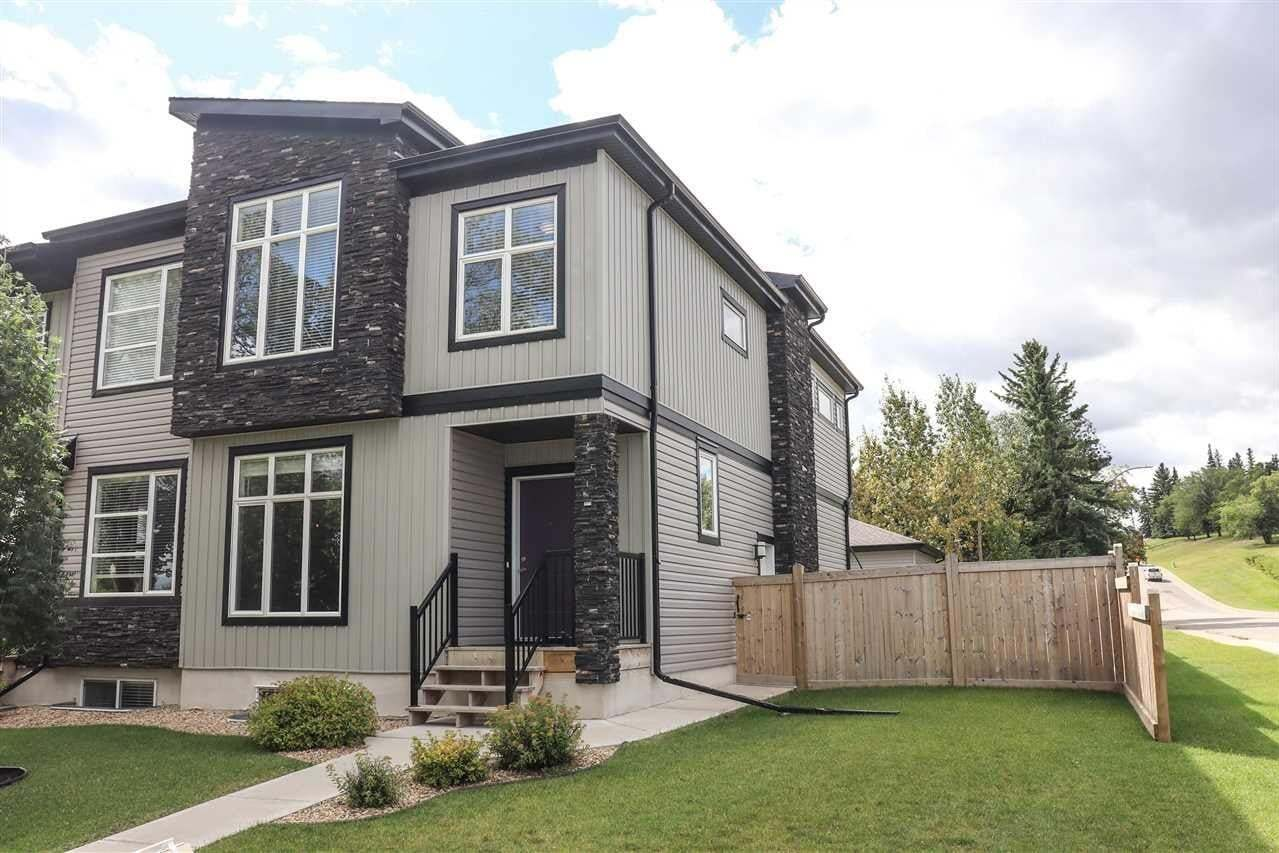 Townhouse for sale at 2A Muir Dr NW St. Albert Alberta - MLS: E4212989
