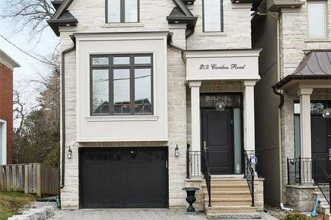 House for sale at 2 Caribou Rd Toronto Ontario - MLS: C4736152