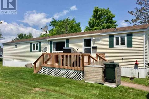 Residential property for sale at 2 Costin Dr Amherst Nova Scotia - MLS: 201916044