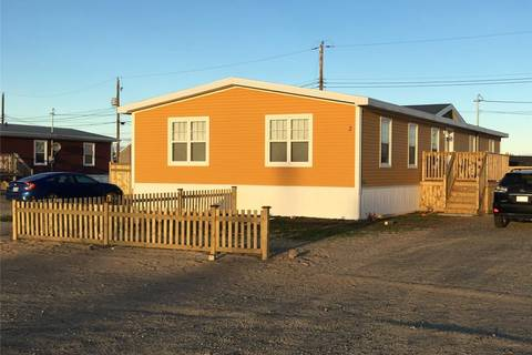 House for sale at 2 Justin Ave Happy Valley - Goose Bay Newfoundland - MLS: 1194008