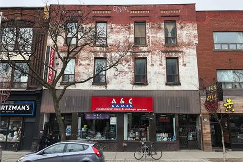 Commercial property for lease at 450 Spadina Ave Apartment 2F Rear Toronto Ontario - MLS: C4569402
