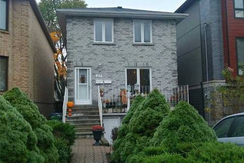 Townhouse for rent at 117 Hillside Ave Unit 2nd Toronto Ontario - MLS: W4650727