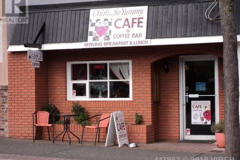 Commercial property for sale at 129 W Ave Unit 2nd Qualicum Beach British Columbia - MLS: 447883