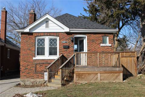 House for sale at 218 West 2nd St Hamilton Ontario - MLS: X4705286