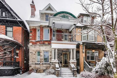 Townhouse for rent at 654 Gladstone Ave Unit 2nd/3rd Toronto Ontario - MLS: W4360742
