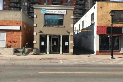 Commercial property for lease at 468 Brant St Apartment 2nd Burlington Ontario - MLS: W4804560