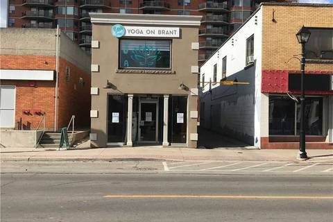 Commercial property for lease at 468 Brant St Apartment 2nd Burlington Ontario - MLS: W4605177