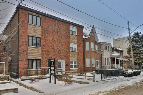 Townhouse for rent at 62 Lippincott St Unit 2nd Toronto Ontario - MLS: C4692200