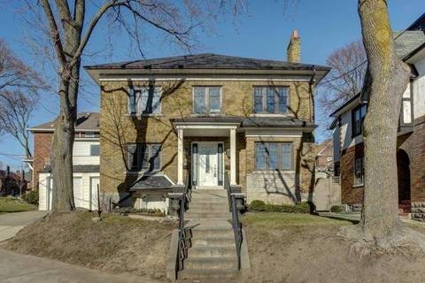 Townhouse for rent at 1057 Avenue Rd Unit 2nd Fl Toronto Ontario - MLS: C4592525