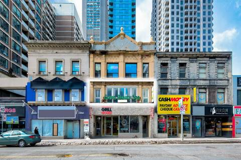 Commercial property for lease at 752 Yonge St Apartment 2nd Fl Toronto Ontario - MLS: C4488074
