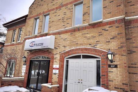 Commercial property for lease at 1037 Mcnicoll Ave Apartment 2nd Flr Toronto Ontario - MLS: E4647213