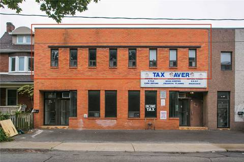 Commercial property for lease at 1059 Bloor St Apartment 2nd Flr Toronto Ontario - MLS: C4646704
