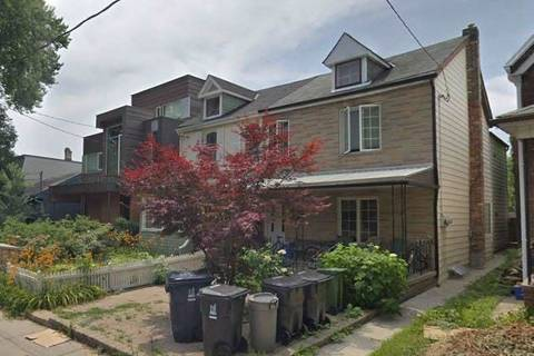 Townhouse for rent at 106 Robert St Unit 2nd Flr Toronto Ontario - MLS: C4441674