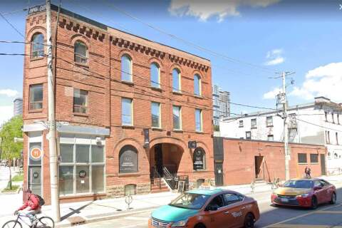 Commercial property for lease at 122 Sherbourne St Apartment 2nd Flr Toronto Ontario - MLS: C4915121