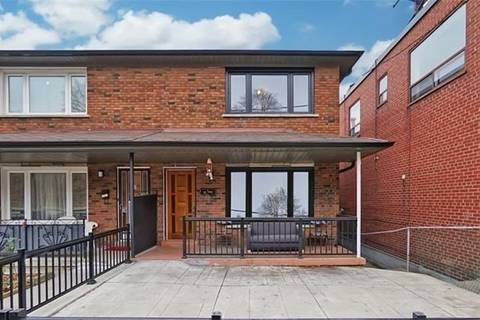 Townhouse for rent at 1353 Davenport Rd Unit 2nd Flr Toronto Ontario - MLS: W4536259