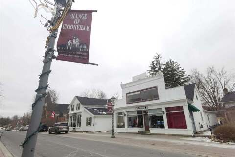Commercial property for lease at 156 Main St Apartment 2nd Flr Markham Ontario - MLS: N4804671