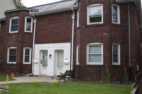 Townhouse for rent at 165 Castlefield Ave Unit 2nd Flr Toronto Ontario - MLS: C4511918