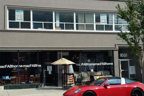 Commercial property for lease at 1681 Bayview Ave Apartment 2nd Flr Toronto Ontario - MLS: C4892405