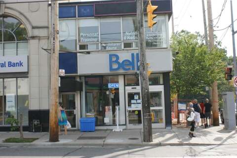 Commercial property for lease at 2171 Queen St Apartment 2nd Flr Toronto Ontario - MLS: E4940979