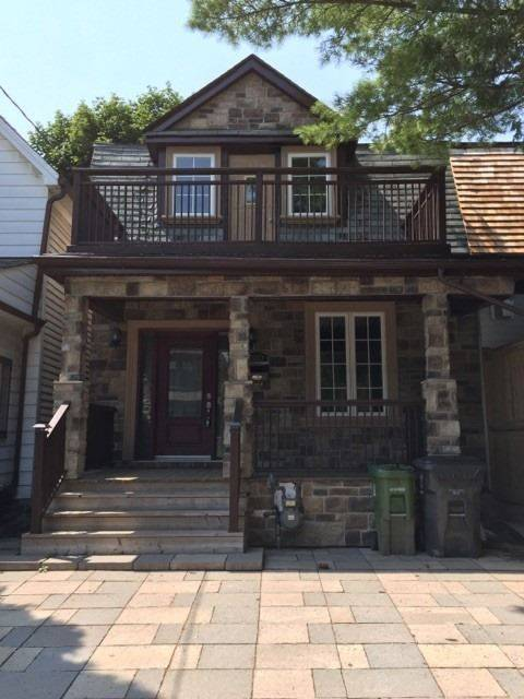 Townhouse for rent at 310 Albany Ave Unit 2nd Flr Toronto Ontario - MLS: C4601212
