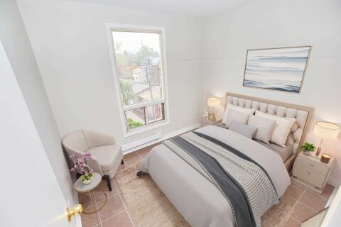 Townhouse for rent at 559 Dufferin St Unit 2nd Flr Toronto Ontario - MLS: C4982211
