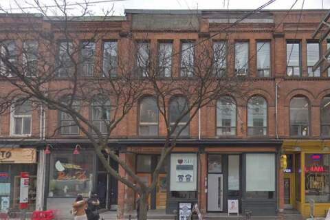 Commercial property for lease at 569 King St Apartment 2nd Flr Toronto Ontario - MLS: C4923198