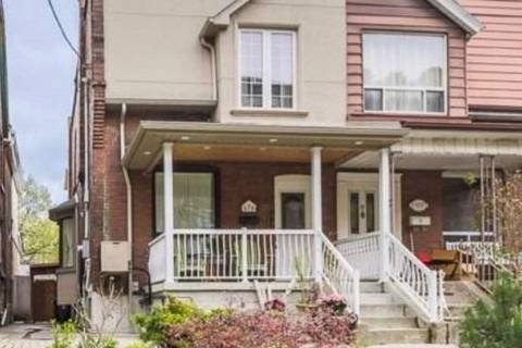Townhouse for rent at 575 Shaw St Unit 2nd Flr Toronto Ontario - MLS: C4514116