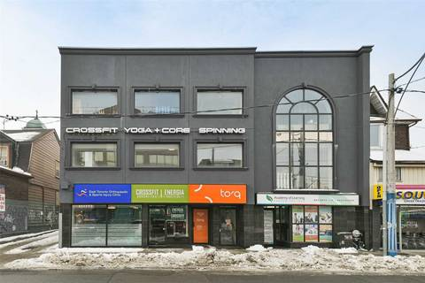 Commercial property for sale at 702 Pape Ave Unit 2nd Flr Toronto Ontario - MLS: E4675489