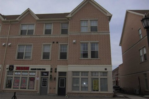 Townhouse for rent at 72 Cathedral High St Unit 2nd&3rd Markham Ontario - MLS: N4991664
