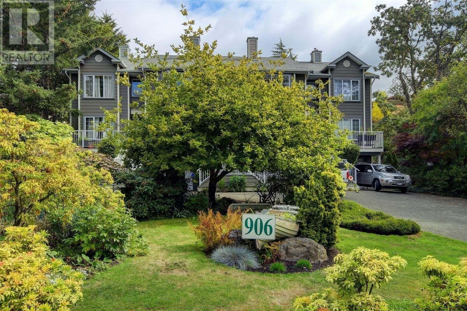 Townhouse for sale at 906 Admirals Rd Unit 3 Esquimalt British Columbia - MLS: 854025