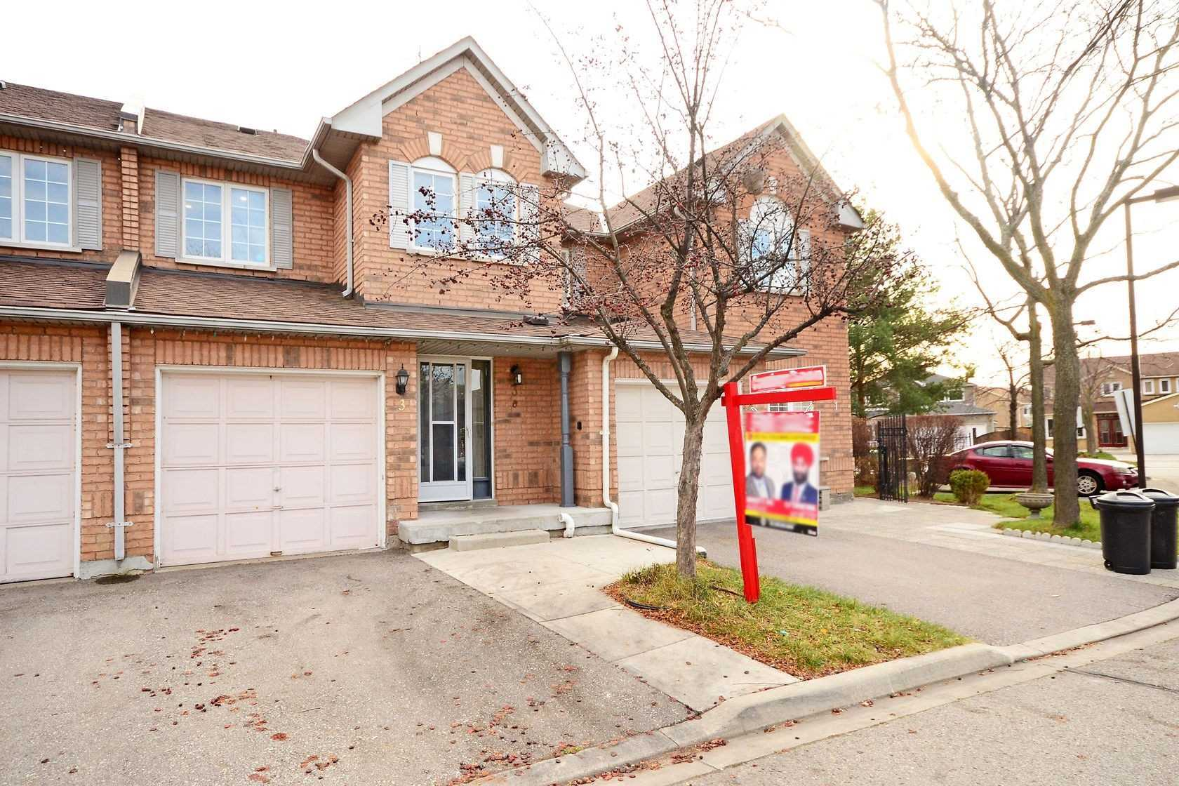 For Sale: 3 - 10 Cherrytree Drive, Brampton, ON   3 Bed, 4 Bath Townhouse for $649000.00. See 40 photos!