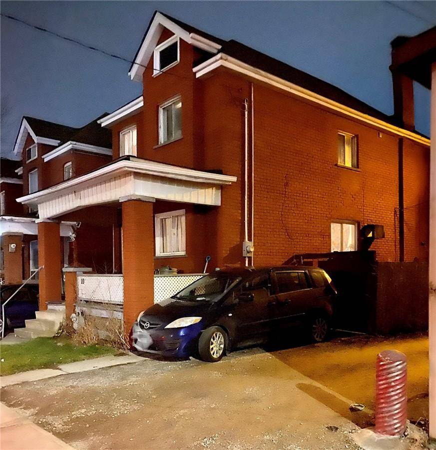 House for rent at 10 Ruth St Unit 3 Hamilton Ontario - MLS: H4070920