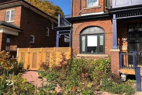 Townhouse for rent at 10 Sylvan Ave Unit 3 Toronto Ontario - MLS: C4623346