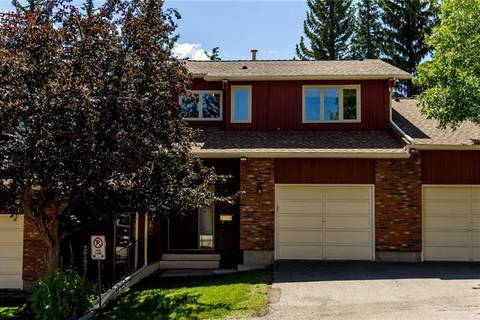 Townhouse for sale at 10001 Brookpark Blvd Southwest Unit 3 Calgary Alberta - MLS: C4258442