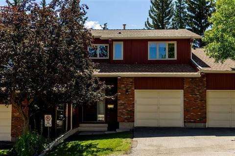 Townhouse for sale at 10001 Brookpark Blvd Southwest Unit 3 Calgary Alberta - MLS: C4258442