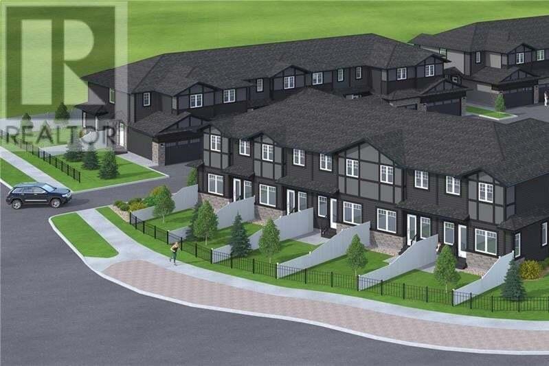 Townhouse for sale at 1003 Evergreen Blvd Unit 3 Saskatoon Saskatchewan - MLS: SK830278